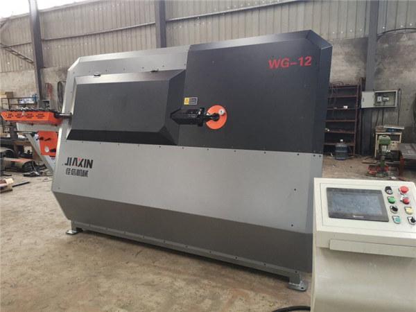 4mm-12mm hydraulic cnc steel bar bender,rebar bending machine,automatic steel stirrup bending machine