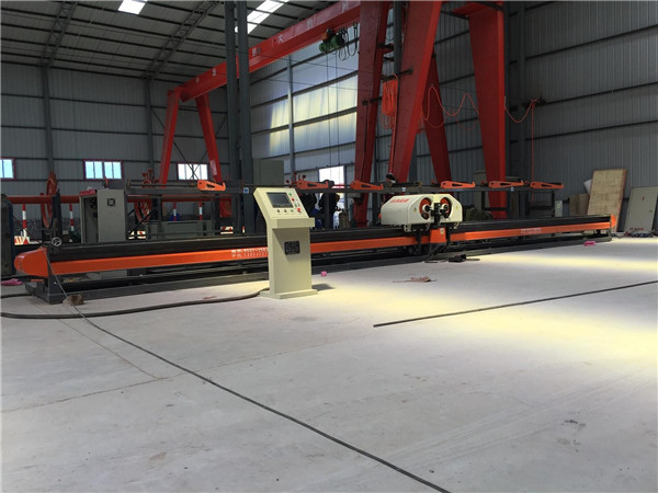 Automatic cnc vertical 10-32mm reinforcing rebar bending machine