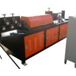 GT4-14 wire rod rebar straightening and cutting machine