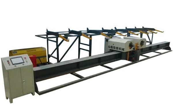 CNC Steel Bar Bending Center Machine