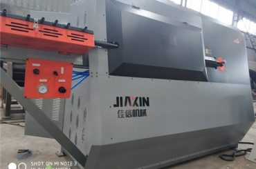 rebar stirrup bending machine, steel bar stirrup making machine, reinforcing bar bending machine