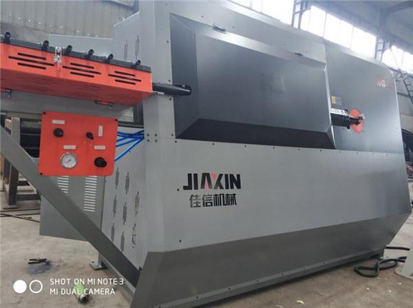 rebar stirrup bending machine, steel bar stirrup making machine, reinforcing bar bending machine