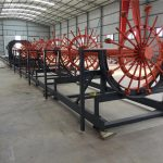 reinforcing cage seam welder